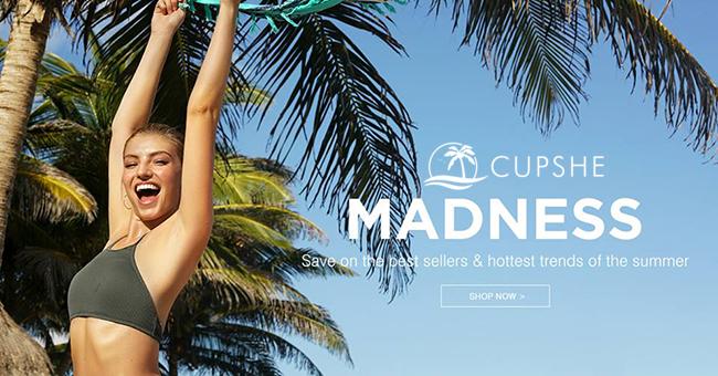 cupshe.com - online bikini, swimwear and clothing store