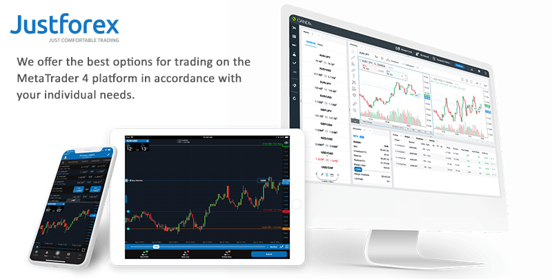 Justforex.com - the world's trusted forex broker