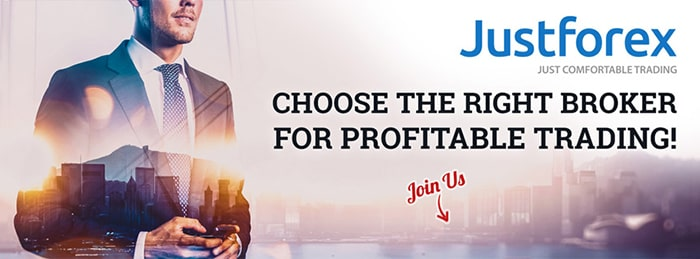 justforex.com - trading and forex broker