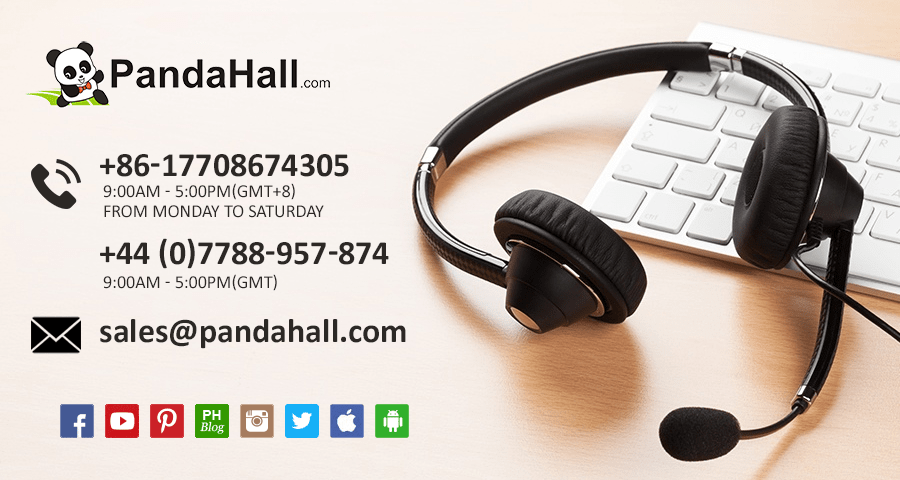 pandahall.com - beads, jewelry and gems online market