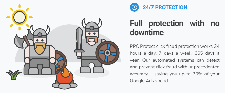 ppcprotect.com - click fraud detection software