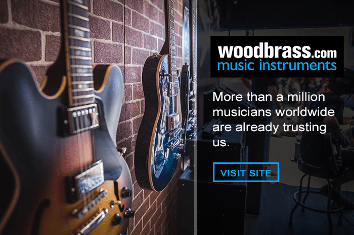 woodbrass.com - guitars, drums and musical instruments store