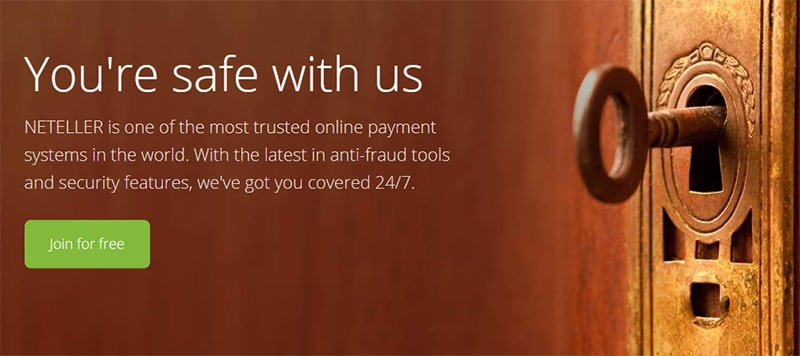Neteller - Transfer money online with ease