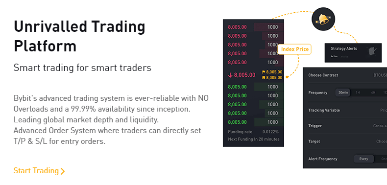 bybit - online cryptocurrency trading platform
