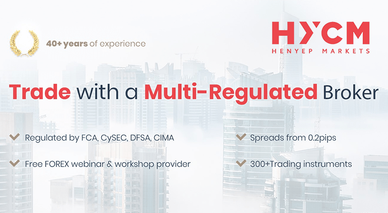 HYCM - Multi-regulated forex & CFD provider