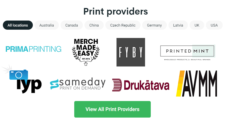 Printify - Drop Shipping and eCommerce Printing Service