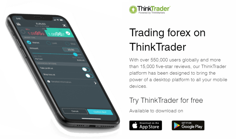 ThinkMarkets.com - Online Forex and CFD Trading Platform