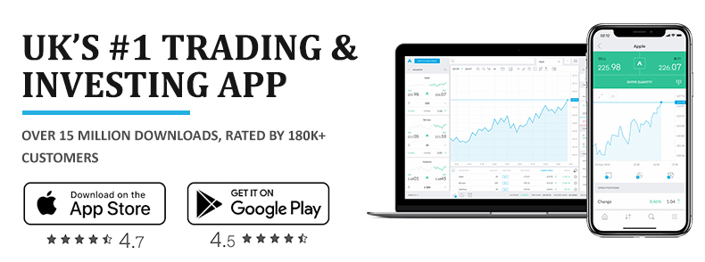 Trading212 - Online trading and investment platform