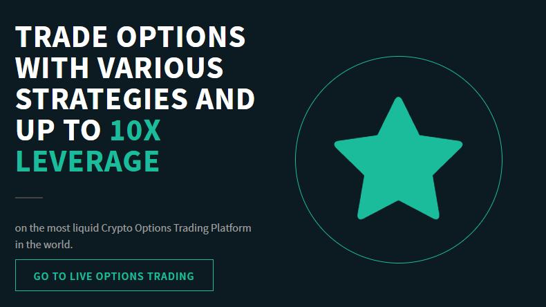 Deribit.com - Bitcoin futures and options exchange