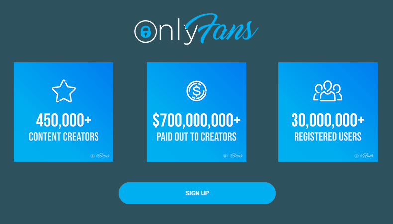 Onlyfans - Earn money from your fans