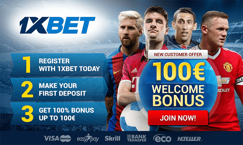 1xbet.com - Online sports betting company