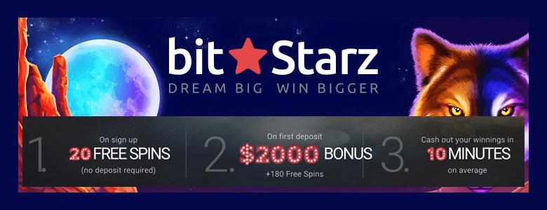 Bitstarz - Award winning bitcoin casino