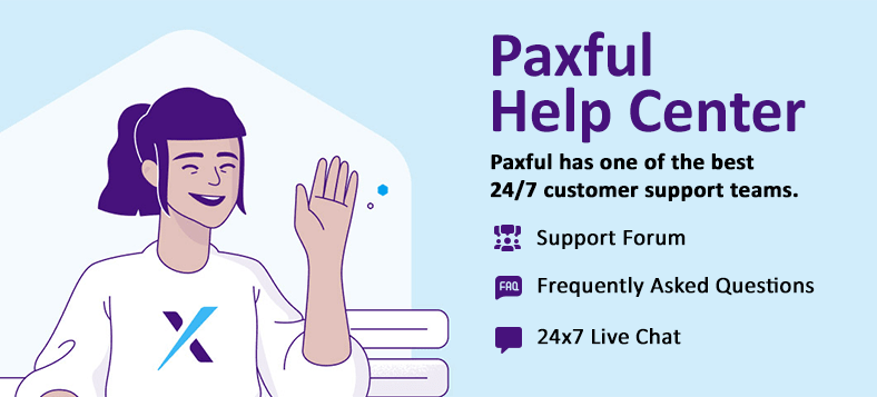Paxful - Online cryptocurrency exchange