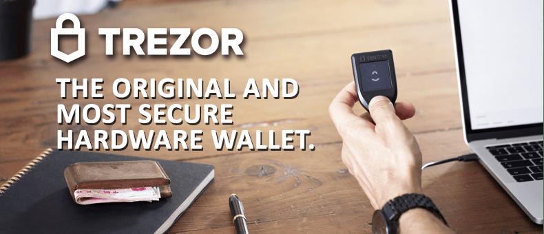Trezor - The Hardware Bitcoin Wallet