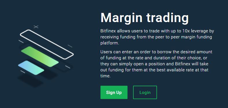Bitfinex - Bitcoin trading exchange