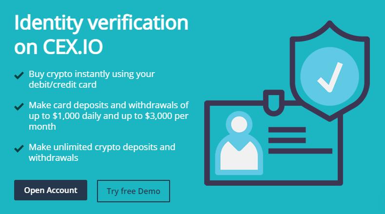 CEX.io - Bitcoin trading platform