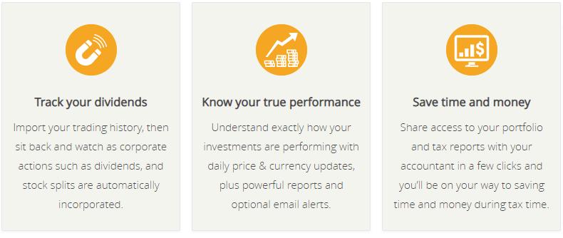 Sharesight review - stock portfolio tracker