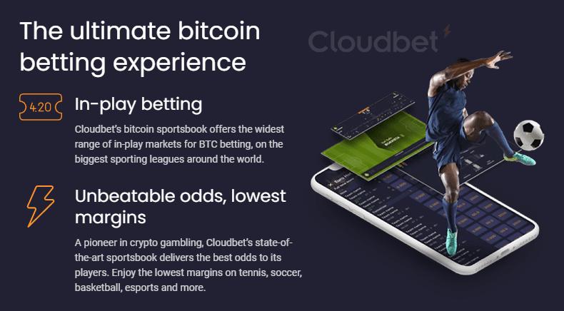 Betcloud.com review - Bet with Bitcoin