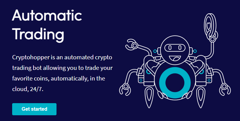 Cryptohopper Review - The Most Powerful Crypto Trading Bot