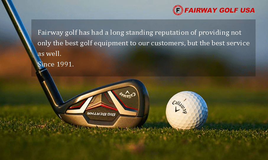 fairwaygolfusa.com - golf equipment, shoes and accessory store