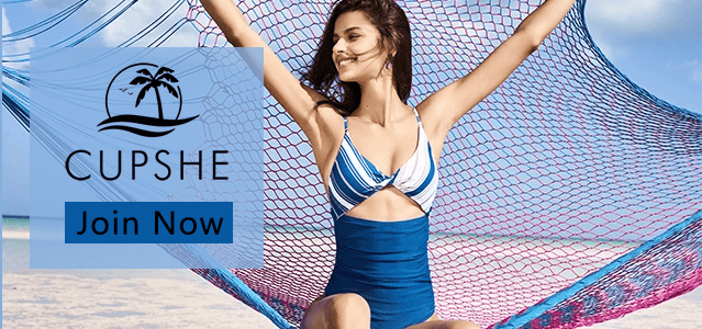 cupshe.com - online bikini, swimwear and clothing store