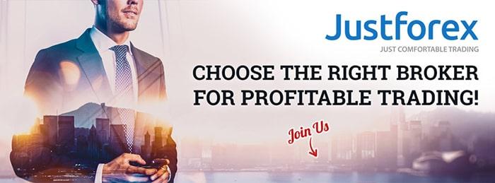 justforex.com - trading and forex broker