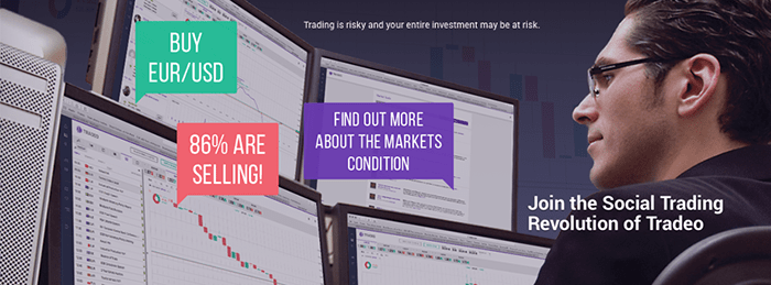 tradeo.com - currencies, stocks and trading
