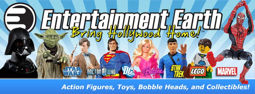 Entertainment Earth: Home of Action Figures: Toys, Collectibles and more