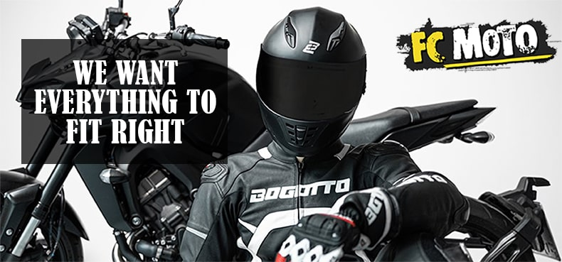 FC Moto De - Online shop for motorcycle, cycle, outdoor, wintersports and accessories