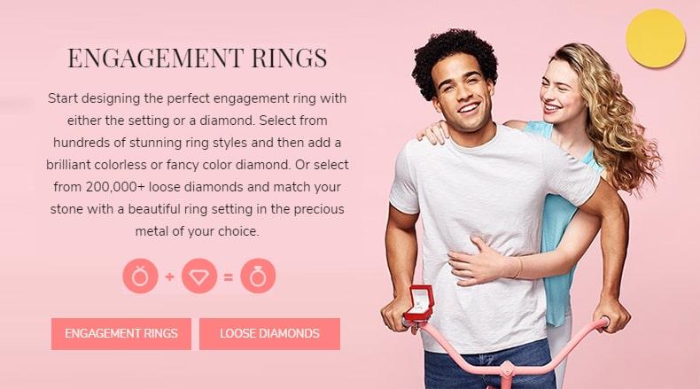 JamesAllen.com - Shop engagement rings and loose diamonds online