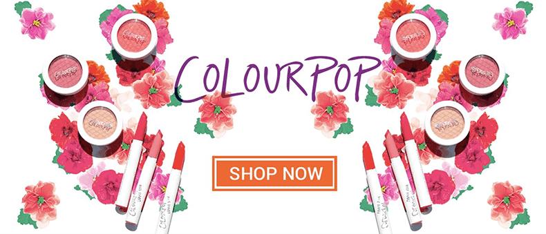 colourpop.com - Online costemetic store from california