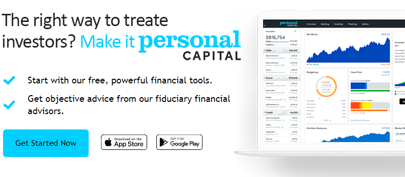 Personal Capital - Financial planning and wealth management