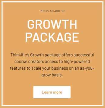 Thinkific - Create, market & sell online courses