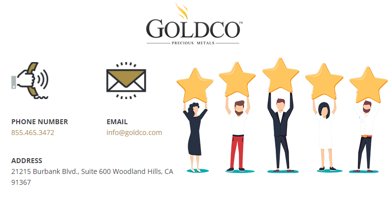 Goldco - Top Trusted Gold IRA Companies in the US