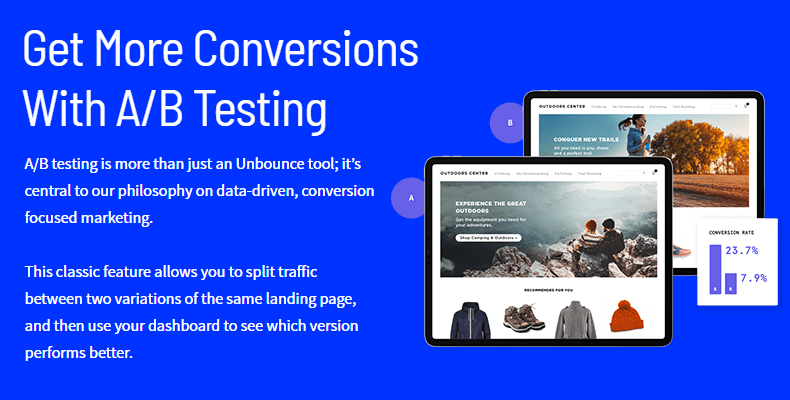 Unbounce - The landing page builder and platform