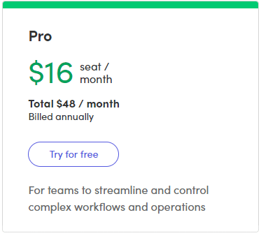 Monday.com - project management tool for teams