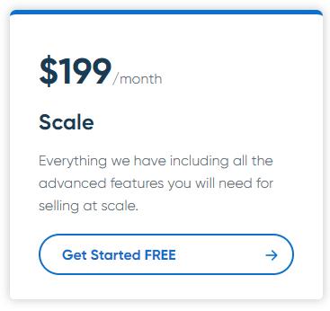 SamCart - web-based check out eCommerce platform